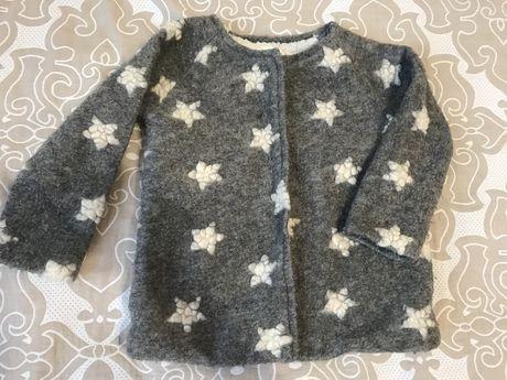Пальто Zara для девочки!