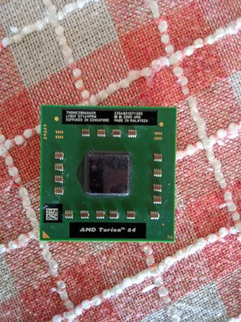 Cpu AMD para portatil