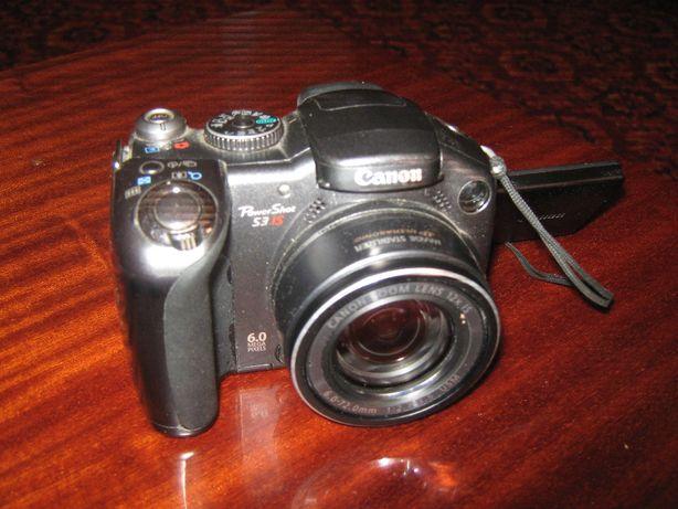 фотоаппарат canon power shot S3 IS