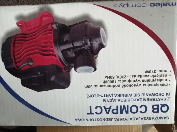 Pompa Malec Qb Compact