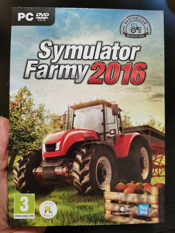Gra PC - Symulator Farmy 2016 PL
