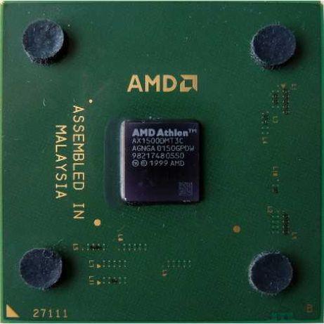 Процессор AMD Athlon XP 1500+ - AX1500DMT3C