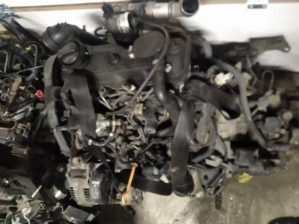 Мотор пасат ауді б4 1.9