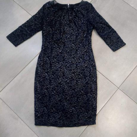 Sukienka wizytowa 38