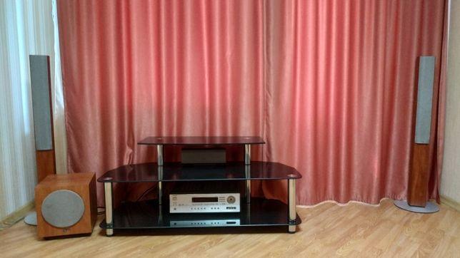 Акустика 5.1 Audio Pro cinema + AV ресивер Onkyo TX-SR500E