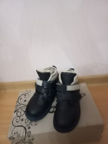 Продам зимові сапоги для хлопчика