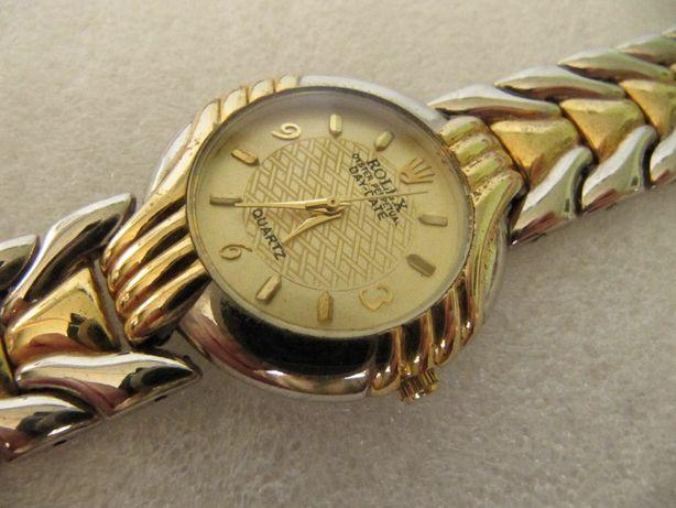 Часы Rolex новые, мужские, кварцевые, браслет