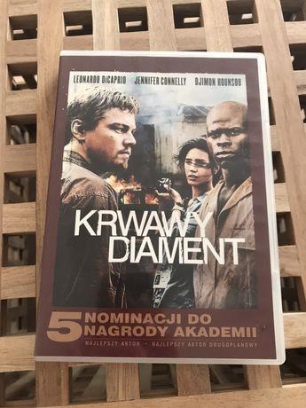Krwawy diament DVD