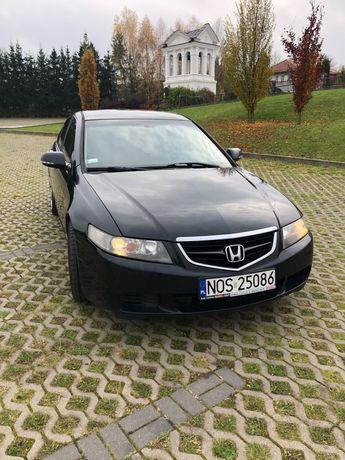 Honda Accord VII 2.0 benzyna gaz