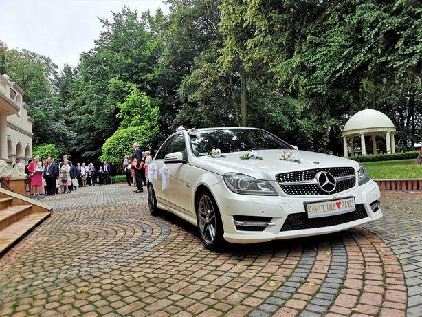 Mercedes w204 na twoje wesele ! w204 do ślubu