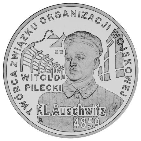 10 zł, 65. rocznica oswobodzenia KL. Auschwitz-Birkenau