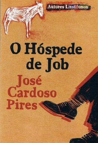 O Hóspede de Job de José Cardoso Pires