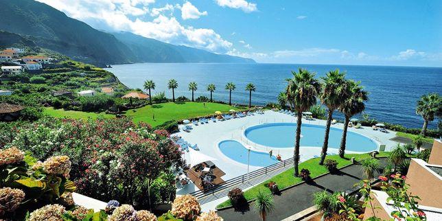 Kraina Wiecznej Wiosny! Odpocznij na słonecznej Maderze!