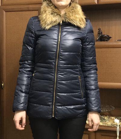 Продам куртка-пуховик жіноча