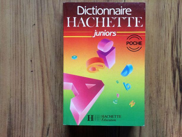 Kieszonkowy słownik języka francuskiego