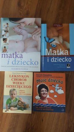 Książki matka i dziecko moje dziecko zawadzka leksykon chorób