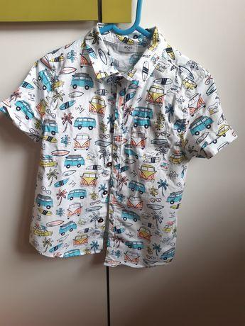 Koszule dla chlopca 116 koszula
