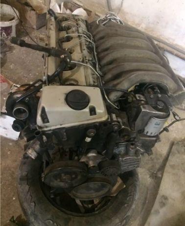 Двигатель Mercedes OM606 3.0TD, АКПП Розборка W210 КОЖА.