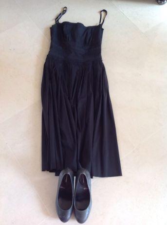 Vestido Prada original