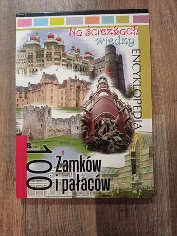 """Książka ,,100 zamków i pałaców"""""""