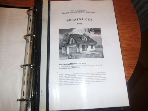 Projekt domu Wiking C 125
