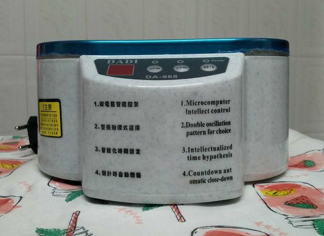 Máquina de Limpeza Ultrassom