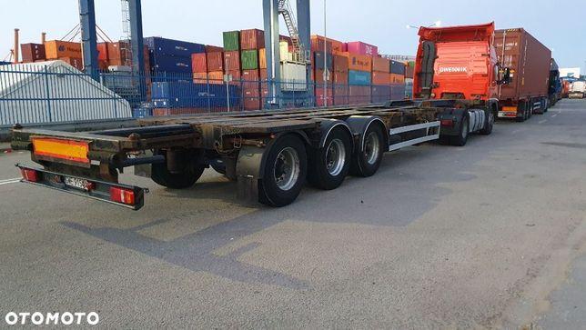 Wielton NS34PT  Naczepa Wielton 2006 wszystkie rodzaje kontenera 20',2x20',30',40',45'
