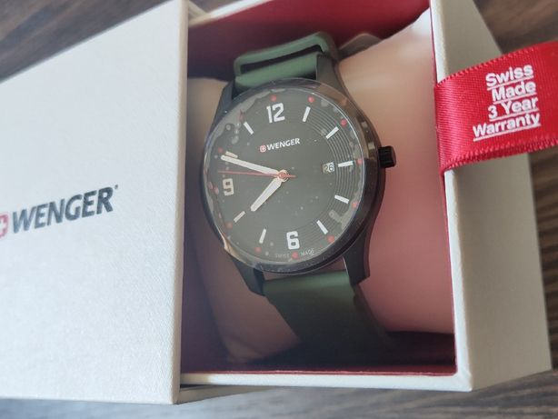 Швейцарские часы Wenger 01.1441.125 (новые)