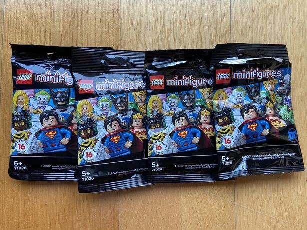 Minifiguras Lego DC