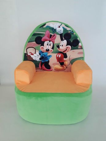 Кресло детское мягкое