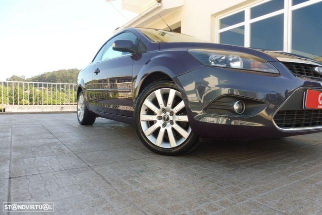 Ford Focus 2.0 tdci titanium Cabrio