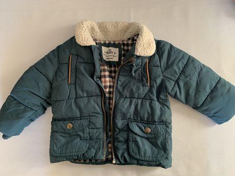 Куртка детская зимняя 80 размер