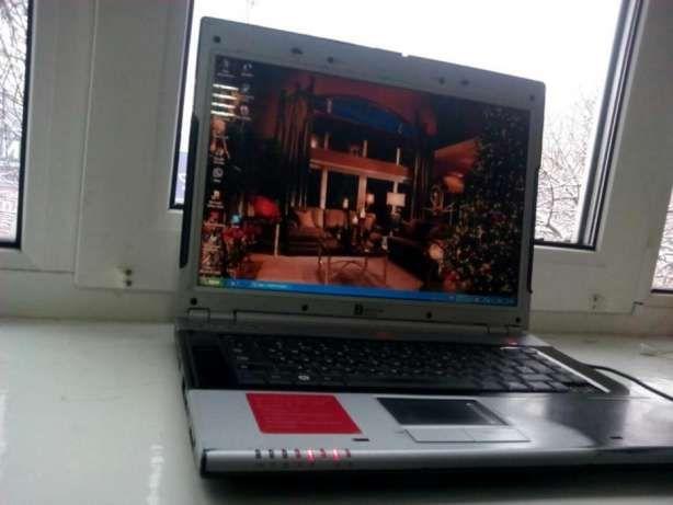 шустрый ноут 15-2 ядра-3Gb-350Gb-Intel X3100 512Мб-WiFi-3Gмодем-Win7
