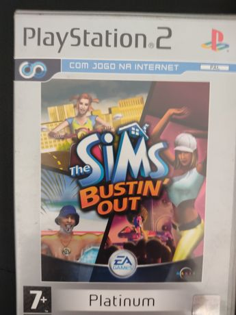 Sims Bustin'out para PlayStation 2