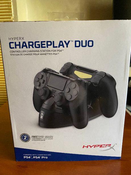 Зарядна станція HyperX ChargePlay Duo для PS4