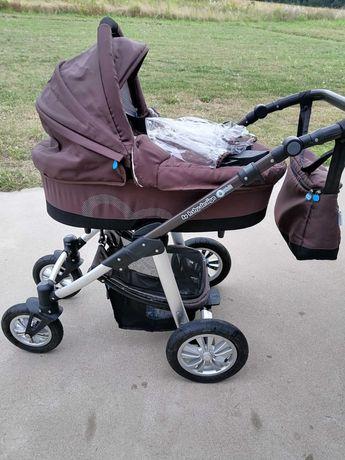 Wózek Baby design Lupo gondola