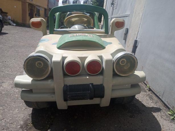 Машинка джип