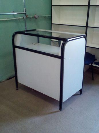 Прилавок витрина торговое оборудование
