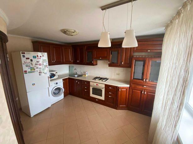 Здам 3-х кімнатну квартиру в Центрі (Грушевського/Шевченка)