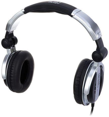 Słuchawki dla DJa t.bone TDJ 1000 sklep Gram Koszalin