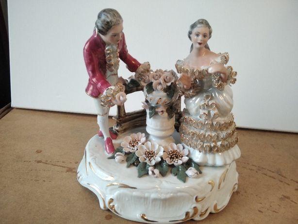 figurka porcelana PARA ROCERAM ROMANIA