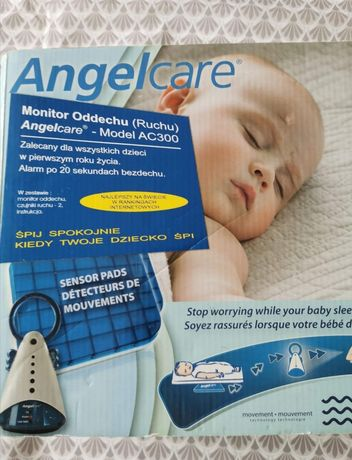 Monitor oddechu dla noworodka