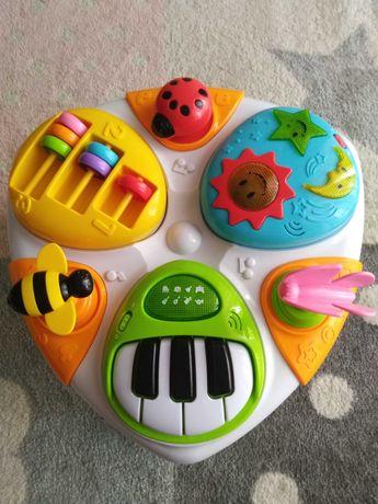 Stolik muzyczno-edukacyjny interaktywny
