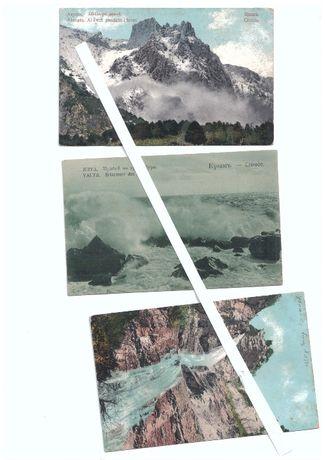 Крымъ. Старинные открытки 1890-1912гг
