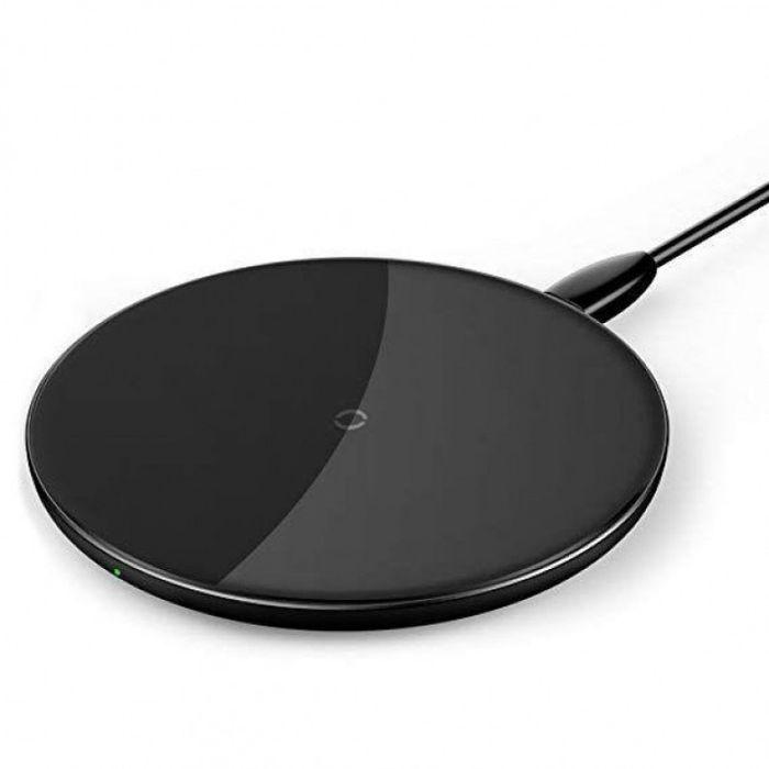 Беспроводная зарядка Baseus Simple Wireless Charger 15W (Version for T Киев - изображение 1