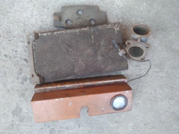 Продам,запасні частини до котла КЧМ- 4м Рівне,секції,дверкі,отводи .