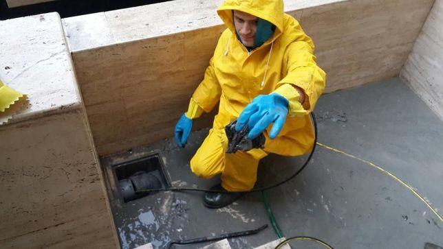 Прочистка канализации Киевский чистка труб