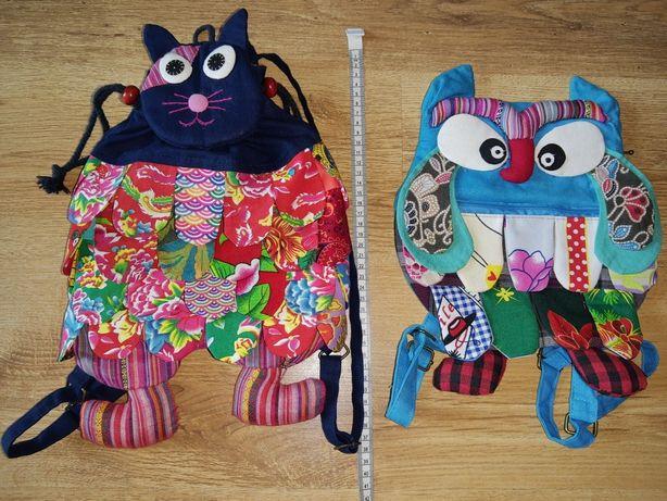 Plecak worek torba Eko nowa dziecka ekologiczna plecaczek prezent 1zl