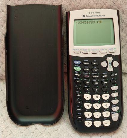 IB Kalkulator graficzny naukowy Texas Instruments TI-84
