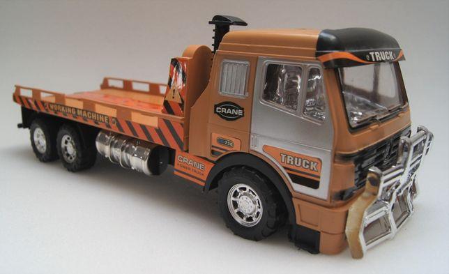 Samochód ciężarowy, laweta z napędem, dla dzieci